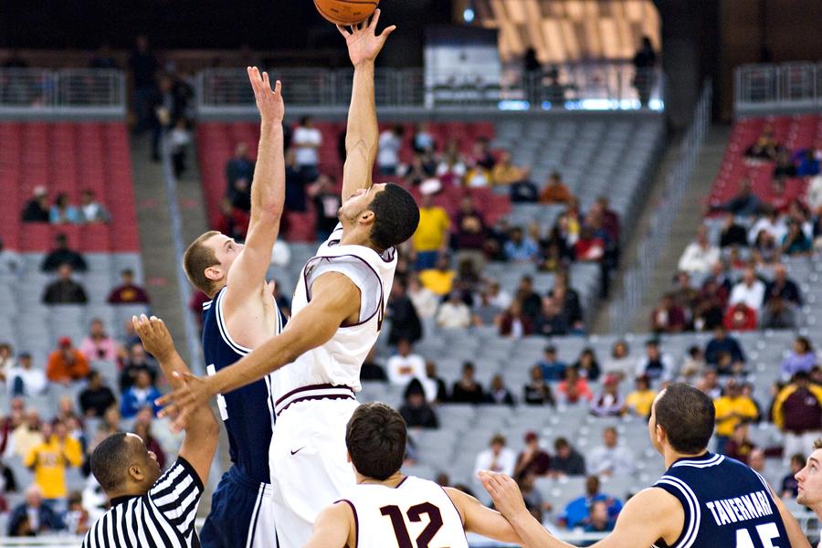 Defense rebounding