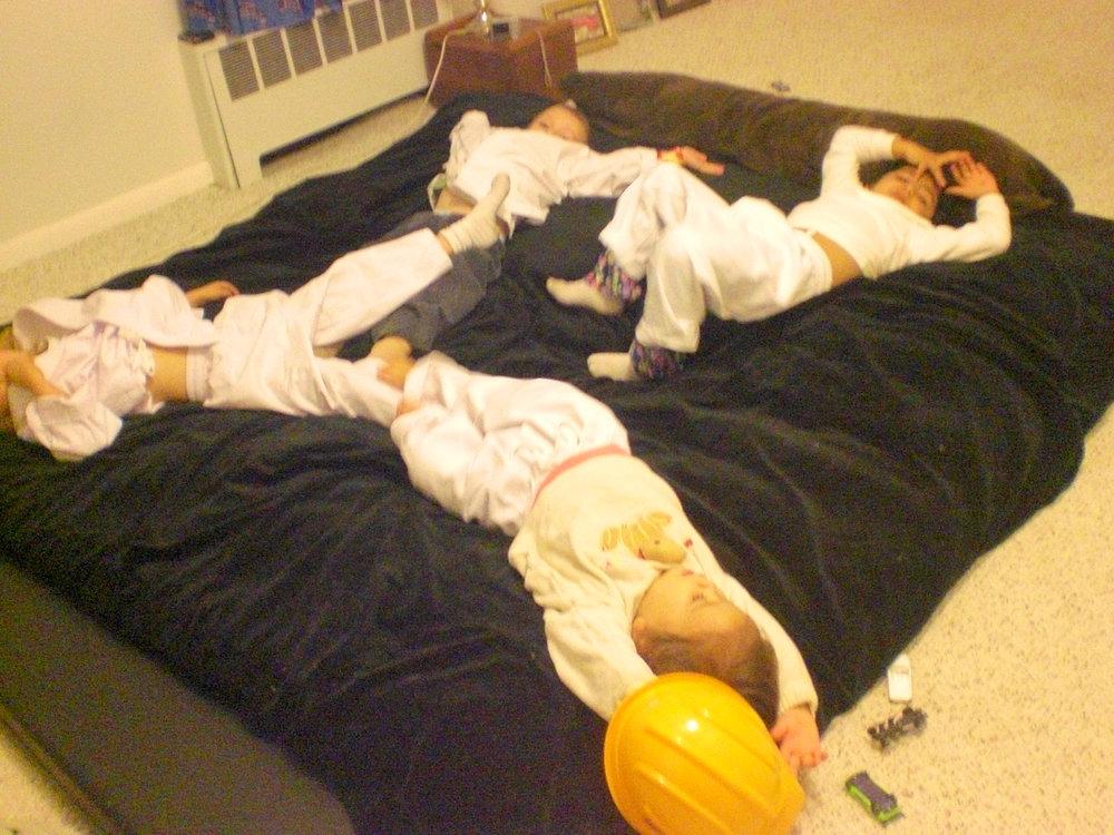 kids shiatsu