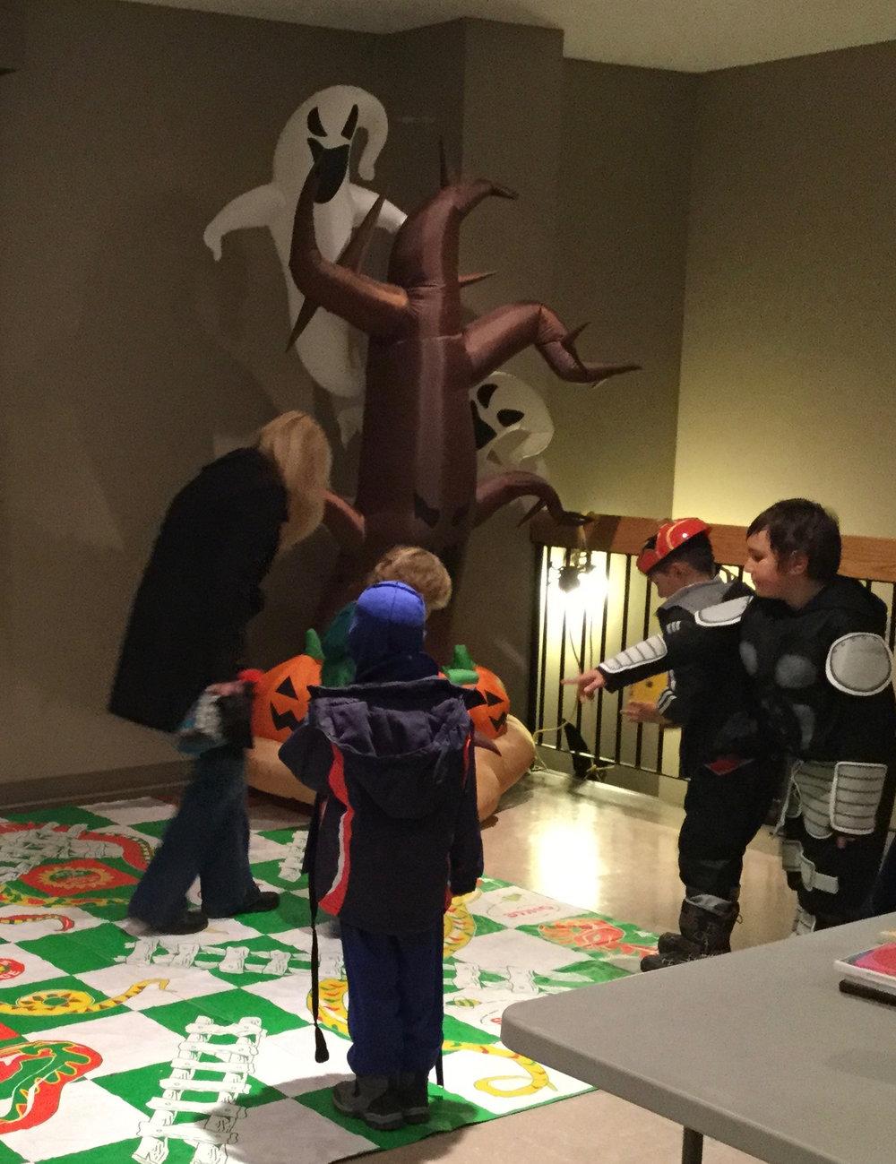 Halloween Howler 2016 Spooky Snakes and Ladders.jpg