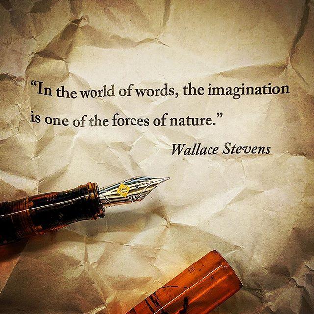 #warrenwilsonmfa #poetryisart #ritsospoetry #charlessimic #poetryischurch #franklinchristoph #gouletpens #cigaraficionado #instapoet #instapoem #poetrycommunityofinstagram #deadpoetssociety #wallacestevens #awp2019 #literature #creativewriting #lovetoread #librariesofinstagram #surrealistpoetry #poetryisnotdead #prosepoetry #journaling #imagination