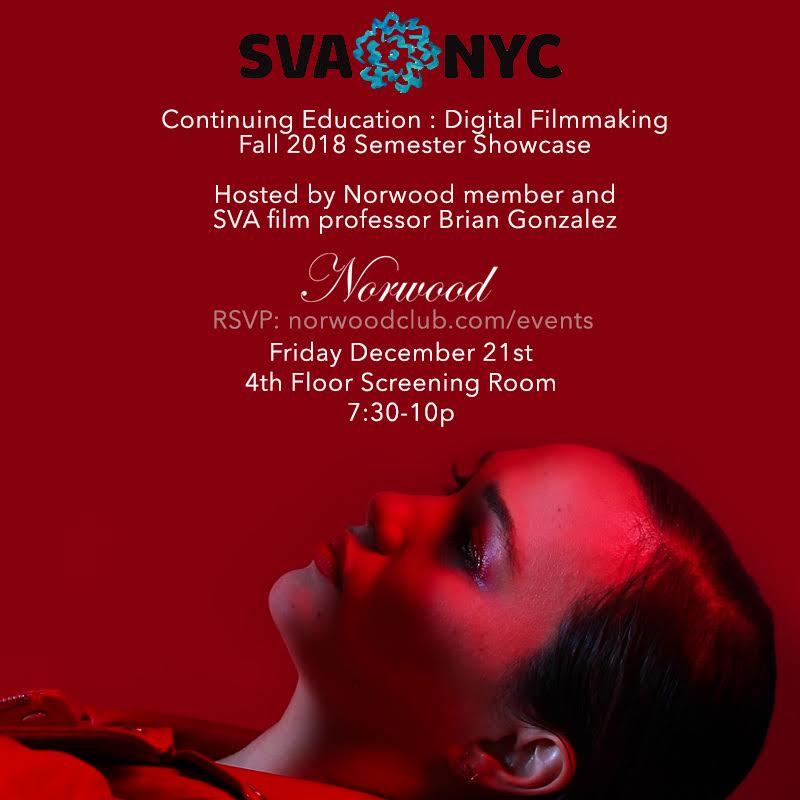Screening my First Short Film at Norwood Club — Lena Nicholson