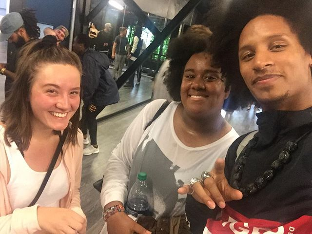 Today on our 14/15 day in Paris @medeguchi and I decided to take our first hip hop class at @lax_studio, and during the class @lestwinson came in and we nearly lost our minds. We also met McGee from the golden state warriors at the airport on our way to Paris. It's been a great trip. More aesthetically pleasing pictures to come later. #hewatchedusdancebadly #itsalrightthough