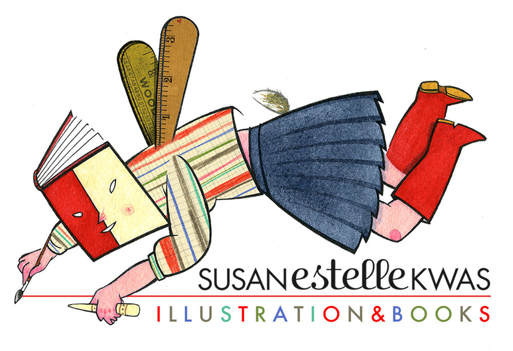 Susan Estelle Kwas Illustration
