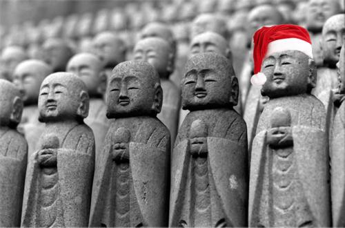 a buddhist christmas