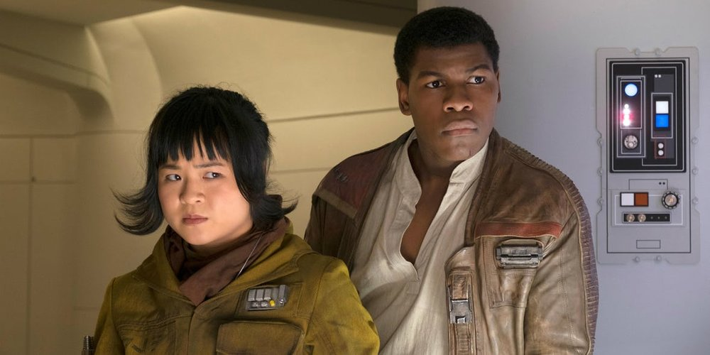 Tran's role as Resistance mechanic Rose Tico has been described as the  biggest addition , as she will join Finn (John Boyega) on an  important mission  to help aid the Resistance.