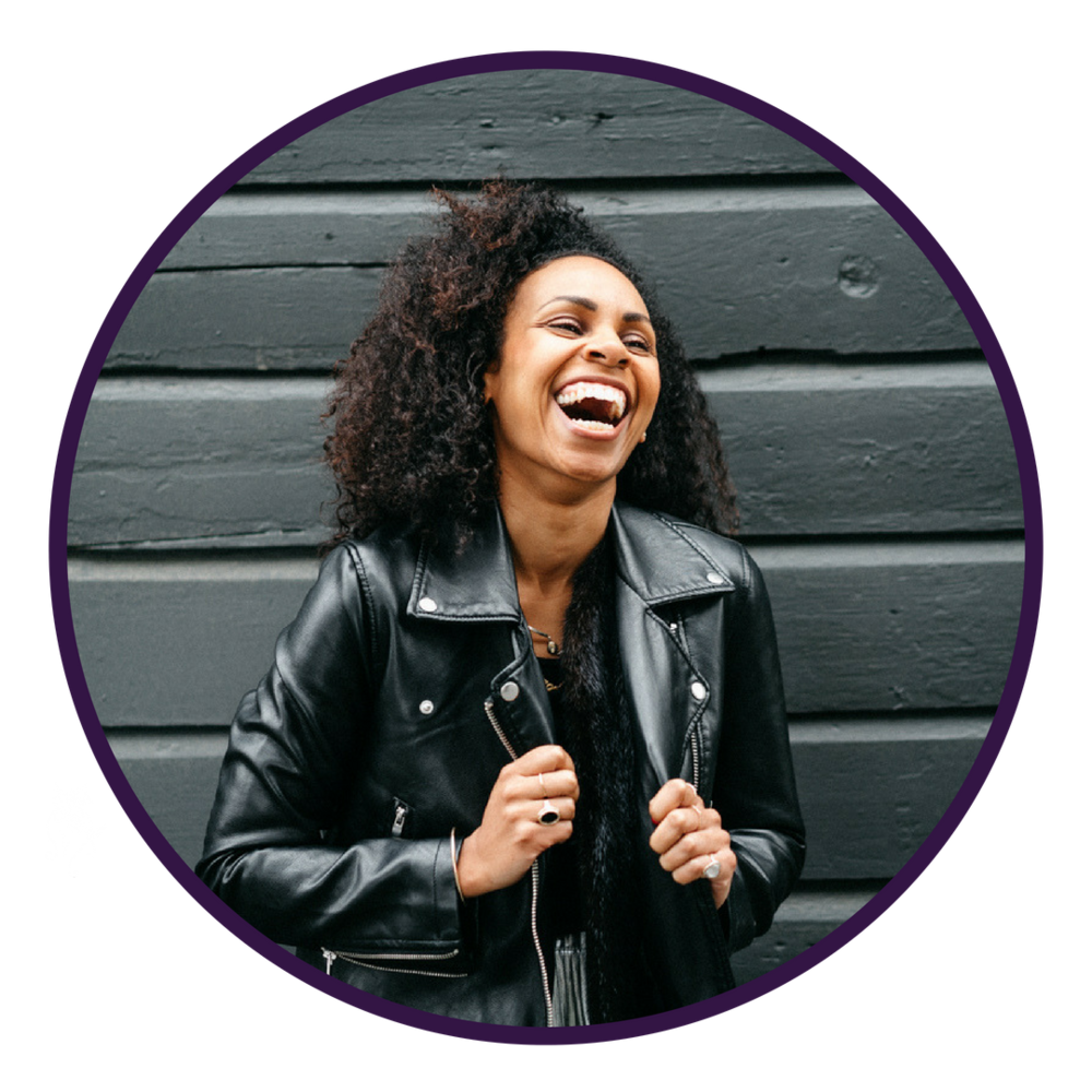 """DAY 12 - OCTOBER 17 RACHEL RICKETTS   Racial Justice Advocate, Grief Coach + Intuitive Healer  """"Coping with Grief: Healing is a Full Time Job"""""""