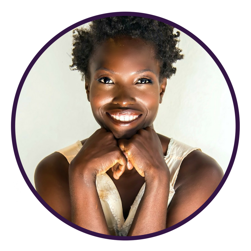 "DAY 3 - OCTOBER 4 NZINGAH ONIWOSAN   Holistic Health Consultant of Yes Baby I Like it Raw  ""Take the S Off Your Chest"""