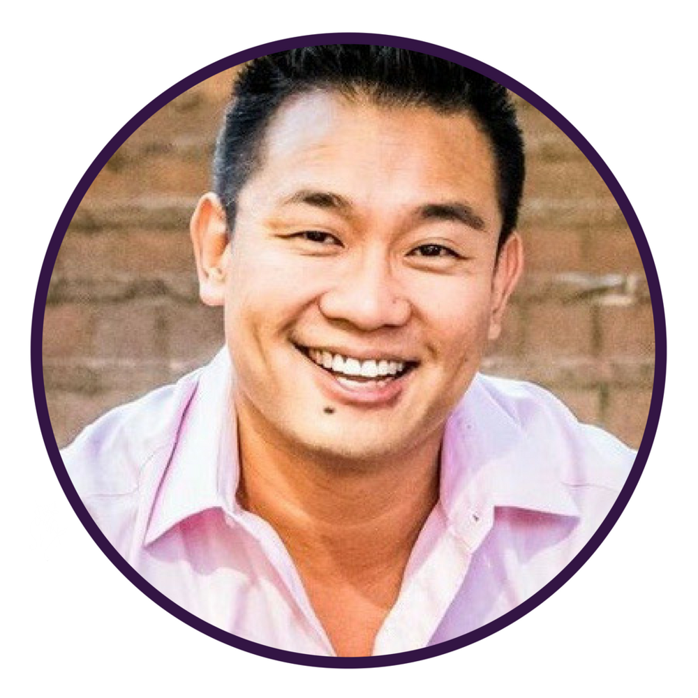 "DAY 6 - OCTOBER 9 DR. KIEN VUU, MD   Integrative Medical Doctor  ""Unconventional Prescription: Purpose as Medicine"""