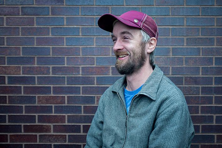 Martin Dosh(Photo by Nate Ryan  )