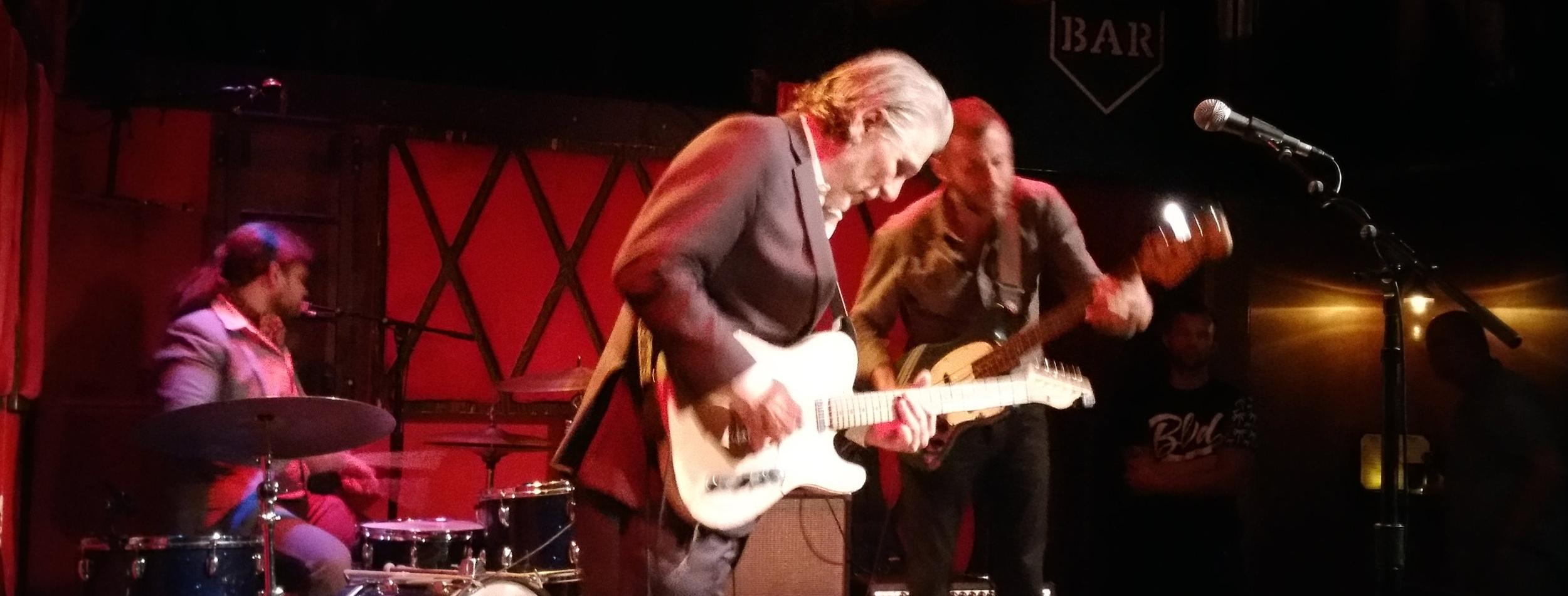 Jts Jazz Implosion Featuring Jim Campilongo Trio W Chris Morrissey