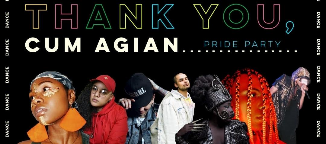 DJs Shannon Blowtorch & Keezy present: Thank U Cum Again! Pride Party