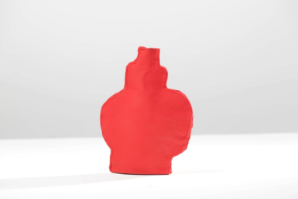 Lubell_Red Bottle Vase.jpg