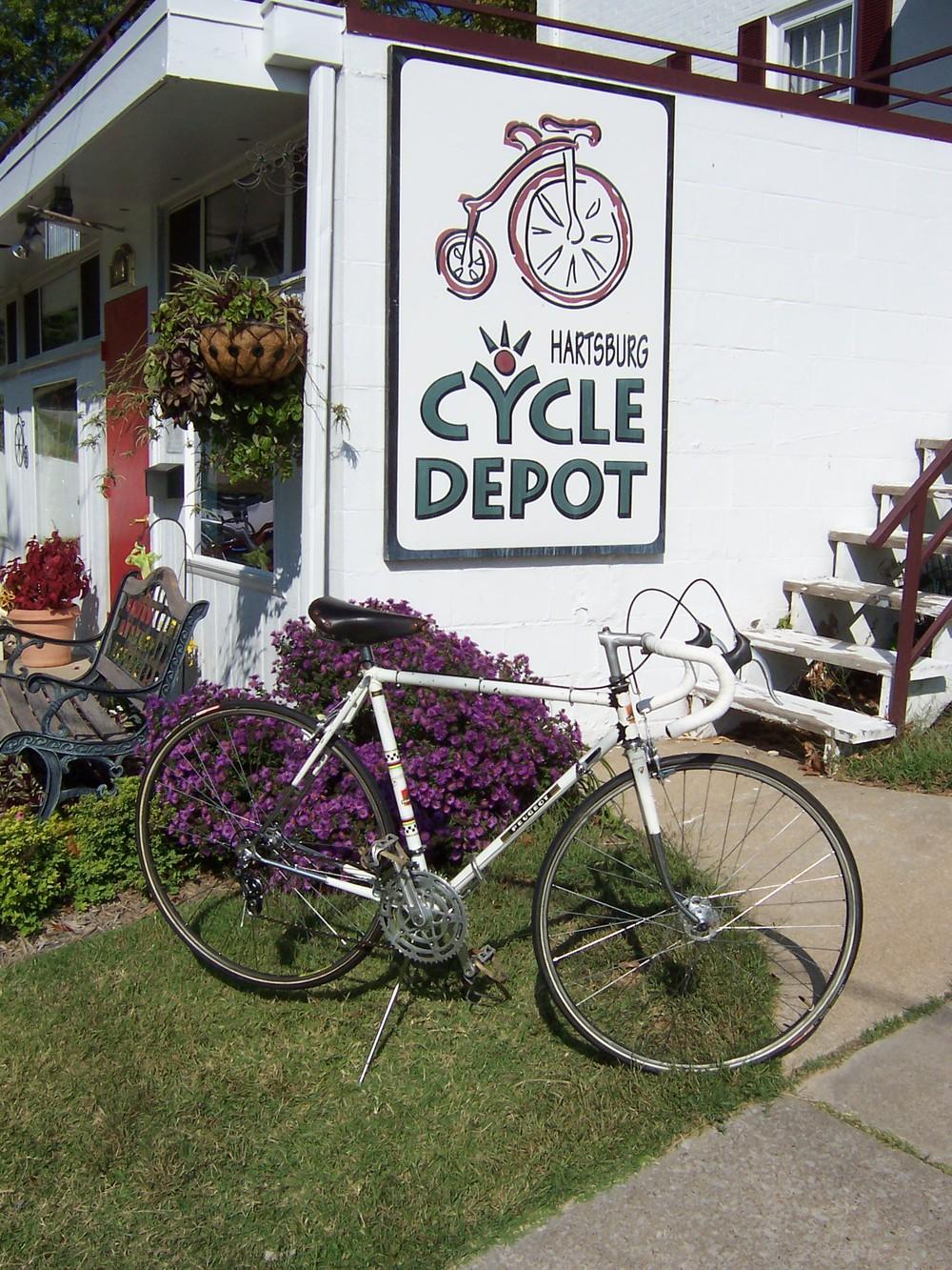 Peugeot Team Bike