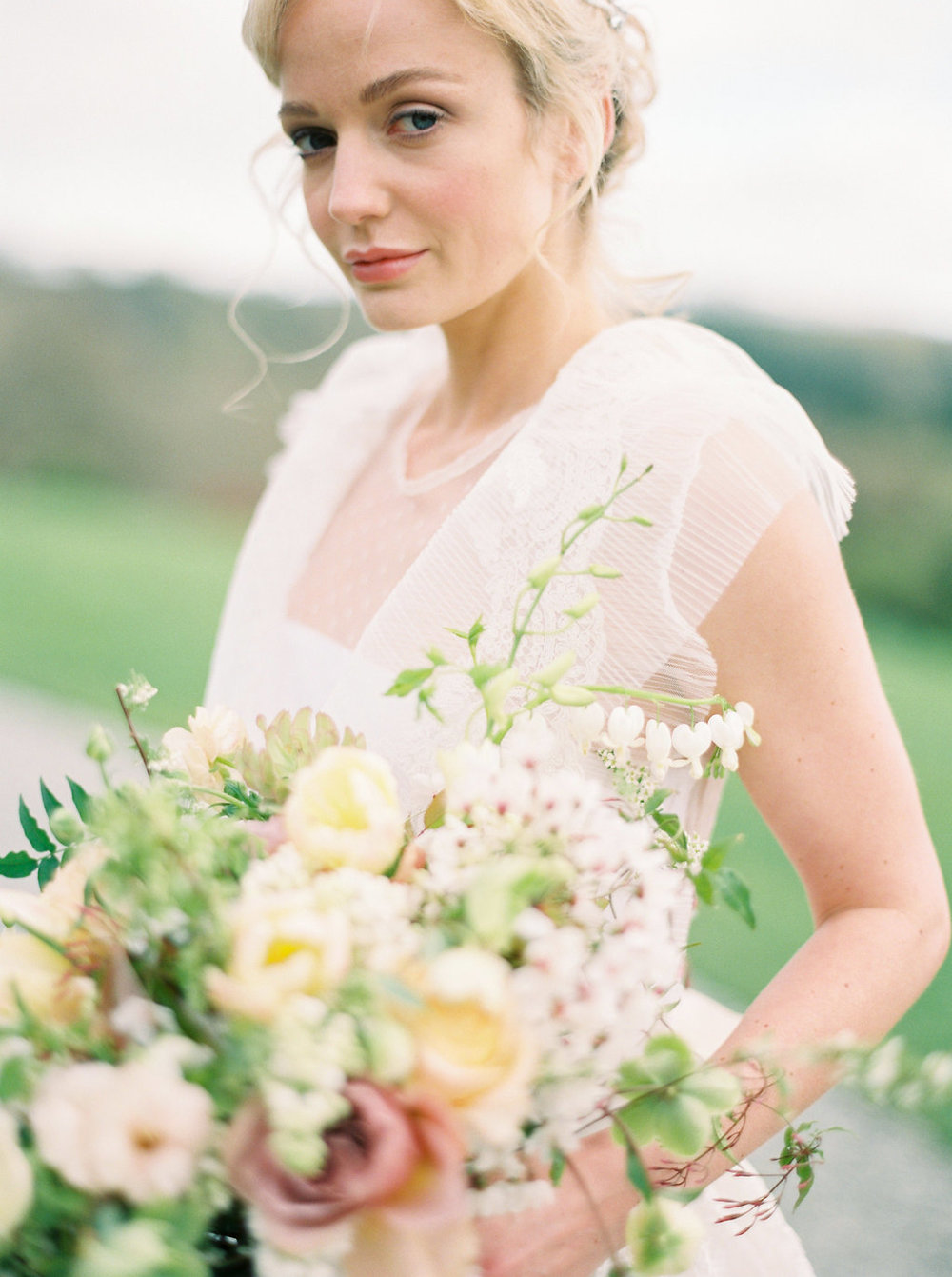 Bridal makeup and hair plus accessories by victoria fergusson at Hotel Endsleigh (67).jpg