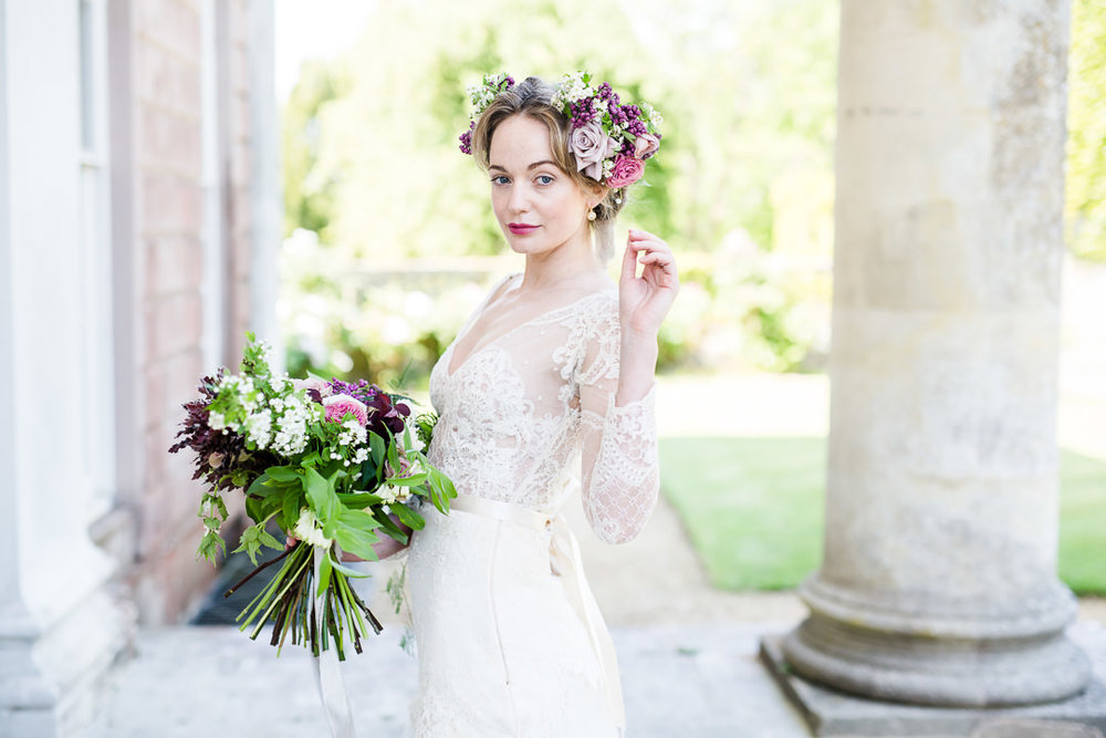 Latest online feature - May Day Spring Wedding on Love My Dress
