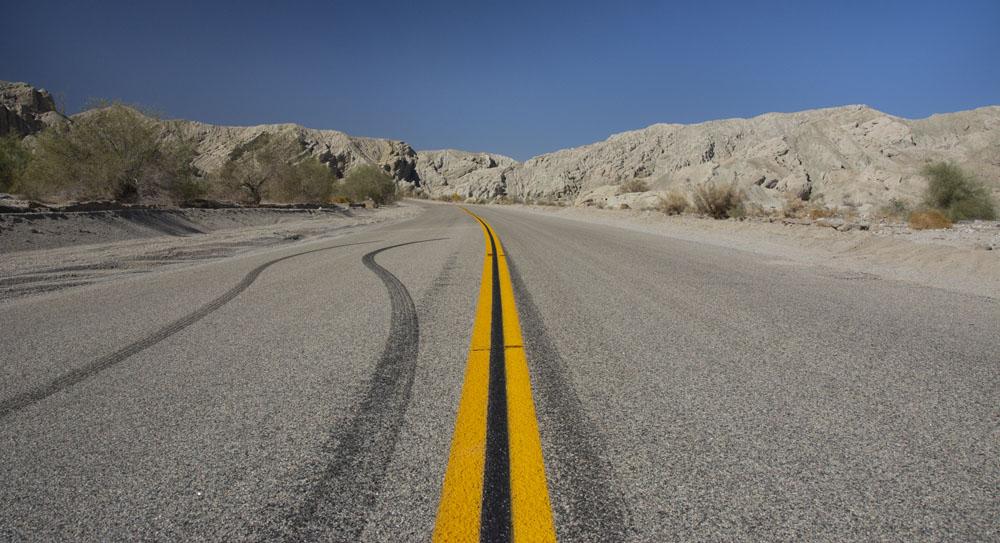 Sweet, sweet asphalt
