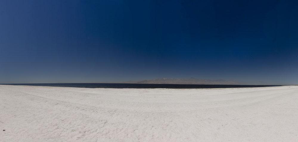 Approaching the Salton Sea
