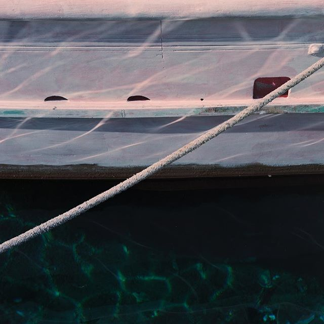 More reflections. Shot on Kodak Portra film.  #paros #greece #portra #film
