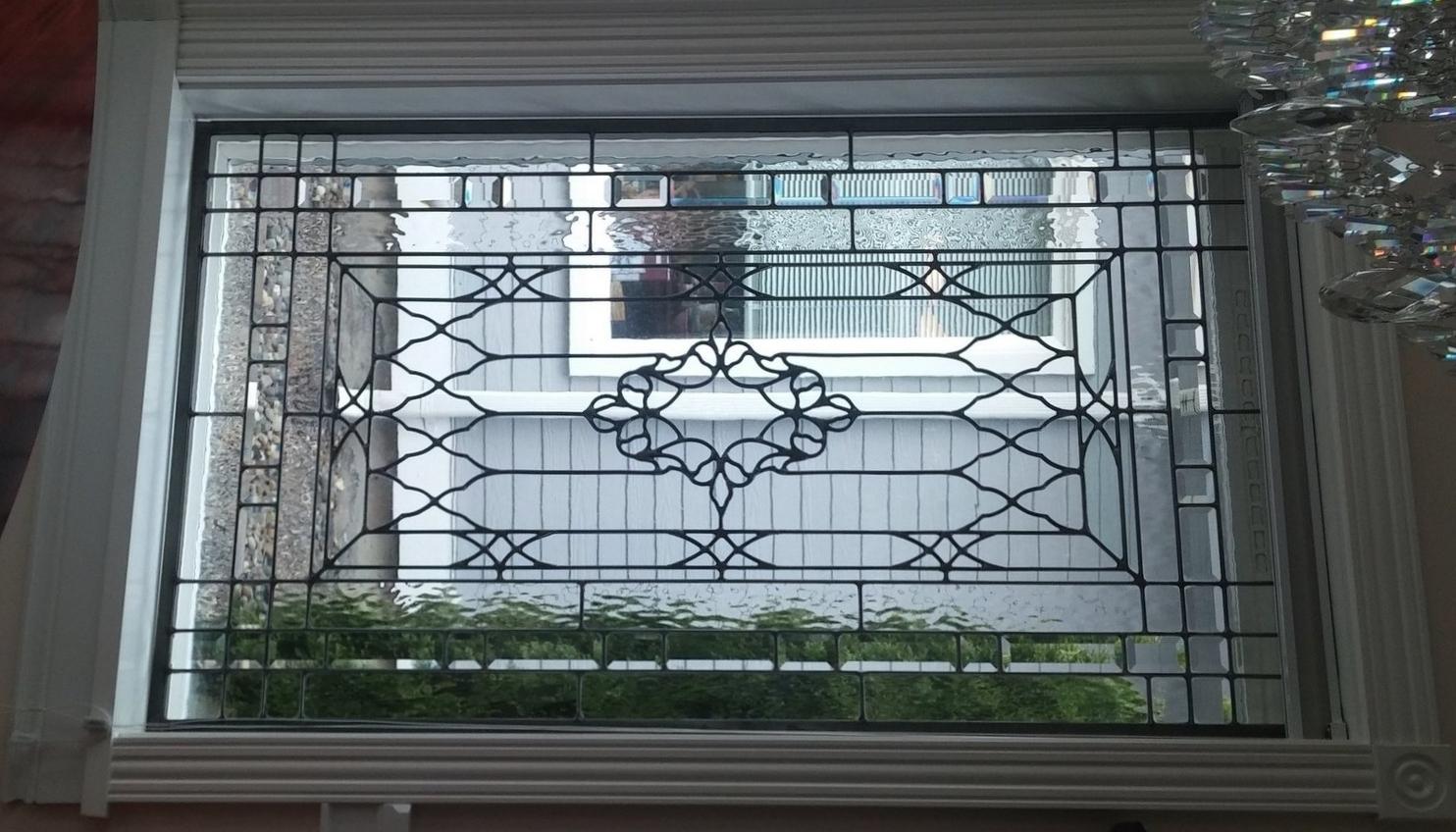 Antique Window Restorations — Crosby Glass Studio
