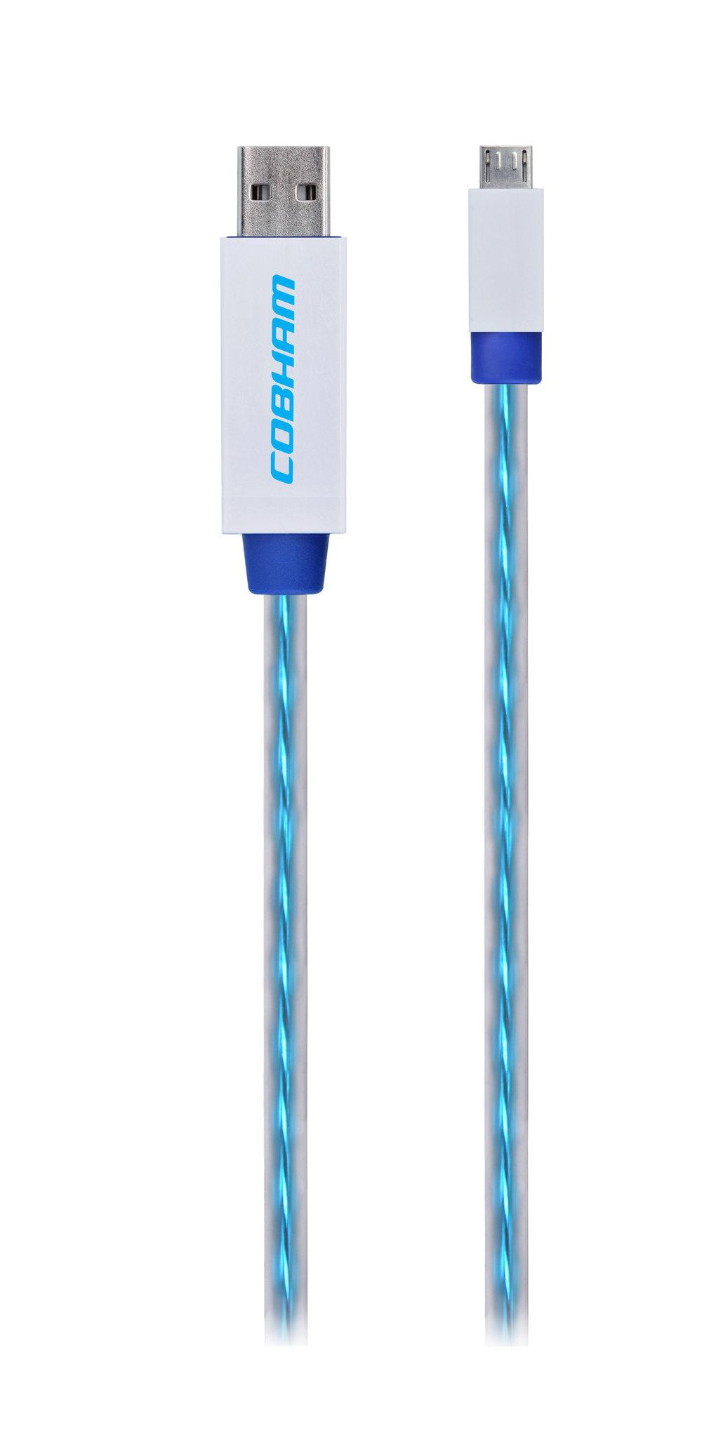Cobeham White USB Light up Cables.jpg