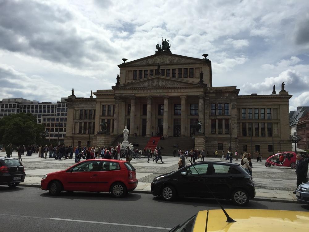 Konzerthaus-Berlin Concert Hall