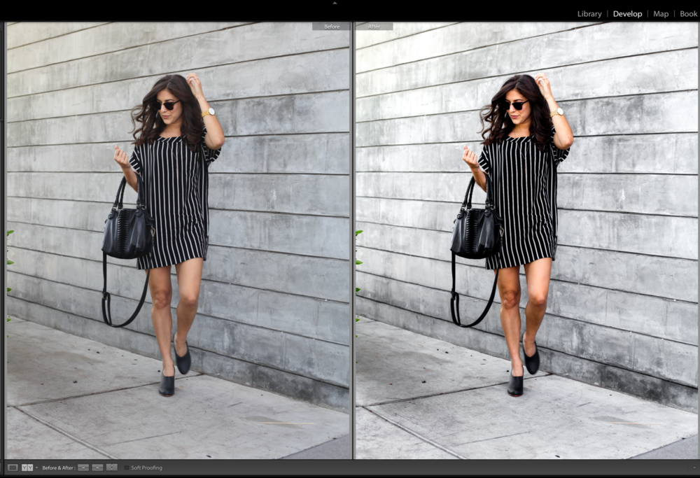 SIDE BY SIDE - DREAMY PRESET NEW YORK COLLECTION
