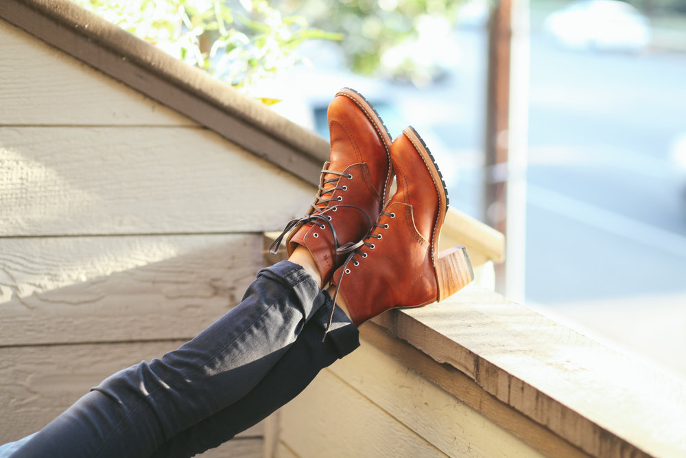 clara, clara boot, red wing women's, womens boots, red wing heritage