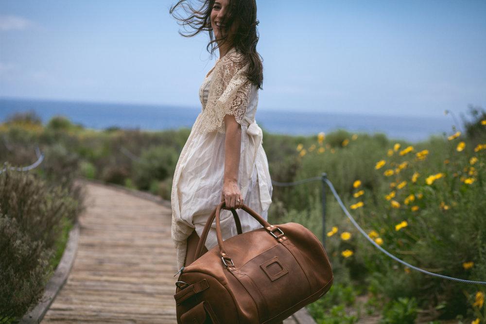 Marlene weekender bag