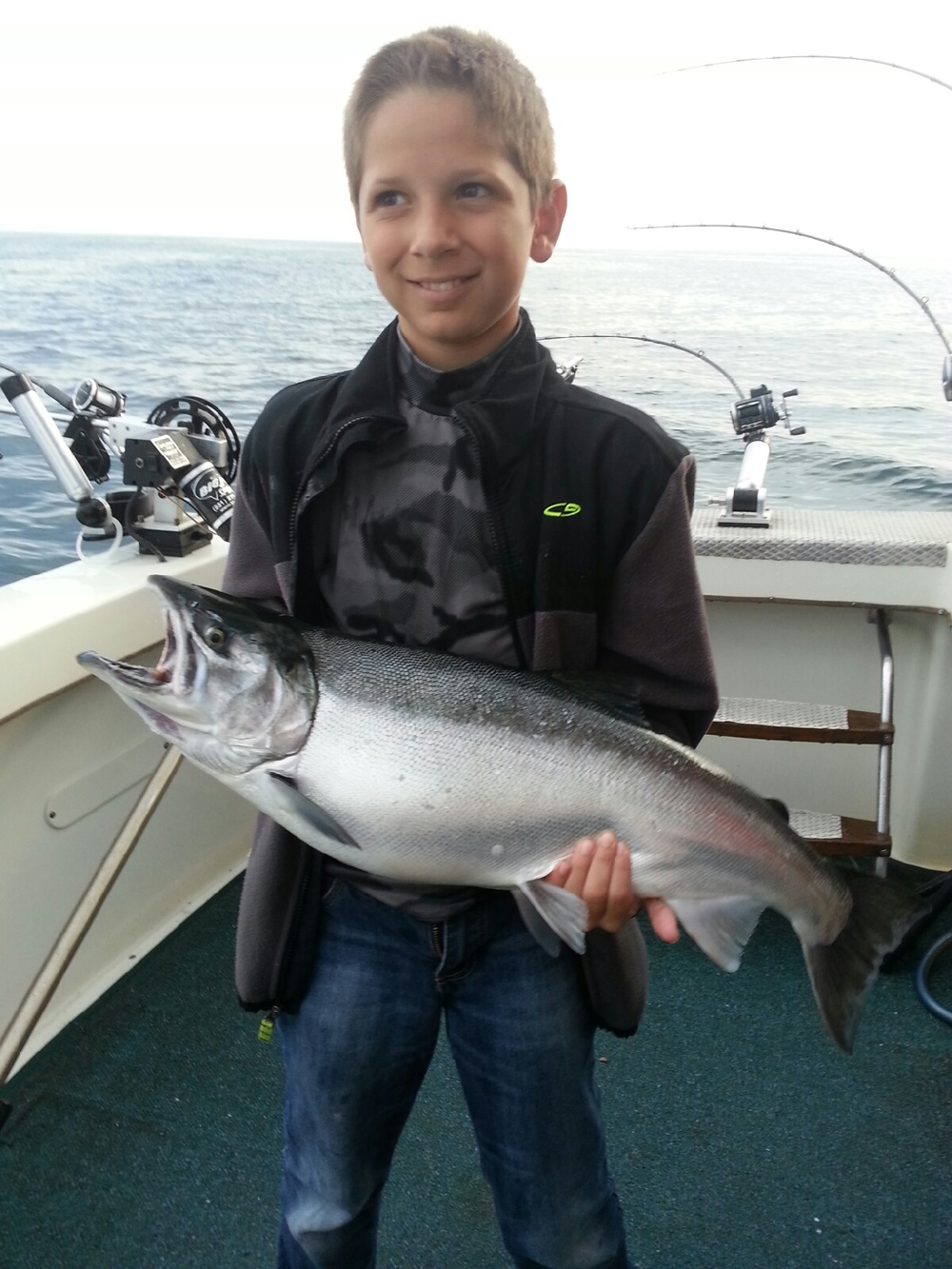 WisconsinLakeMichiganSalmonFishing_PortWashington10