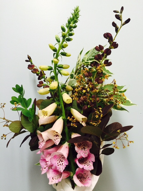 The Basics For Making Your Own Bouquet Old Mission Flowers
