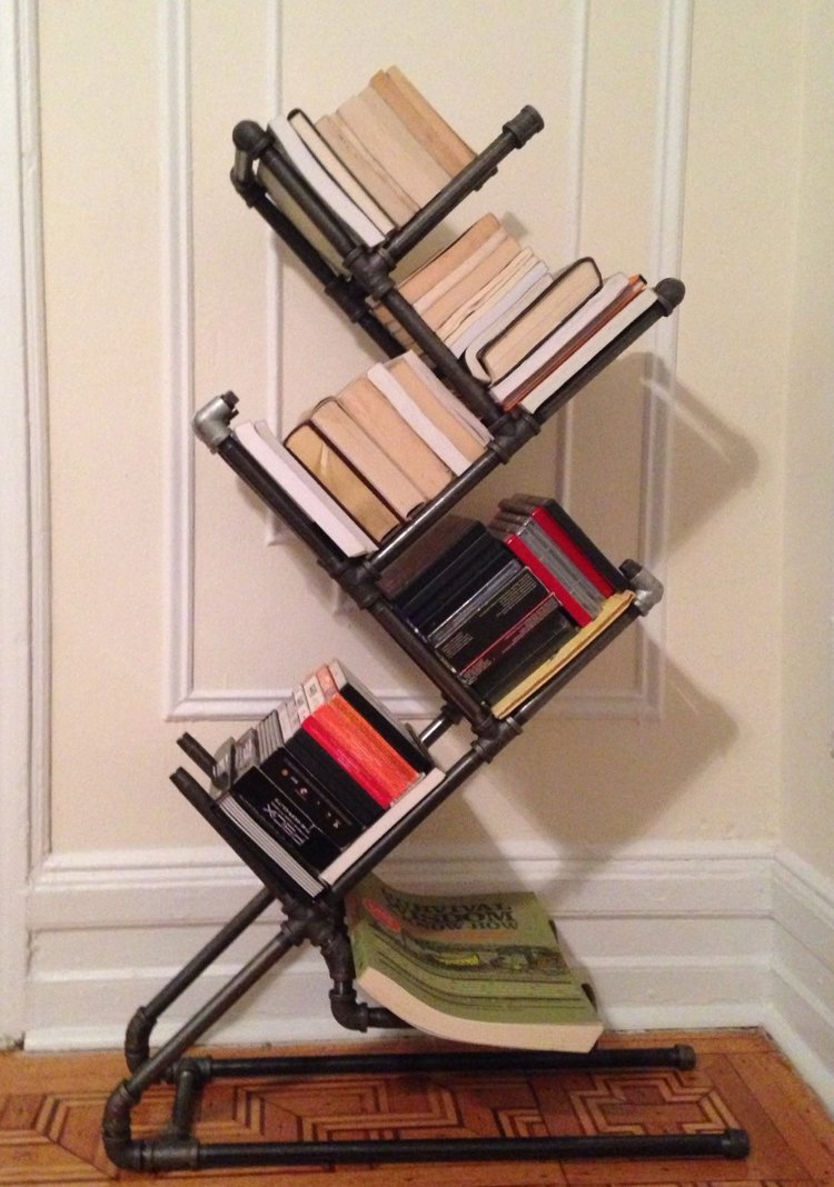 Urban Tree Bookshelf Past Imperfect