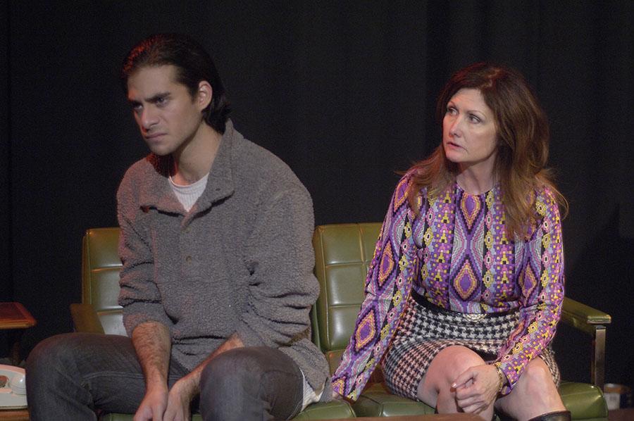 PRODIGAL  Guido Villalba Portel and Michelle Moore