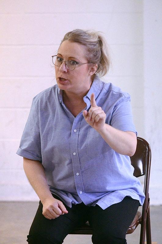 Stephanie Lindley as Tenny
