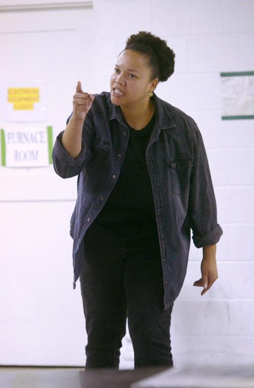 Jamila Curry as Mike