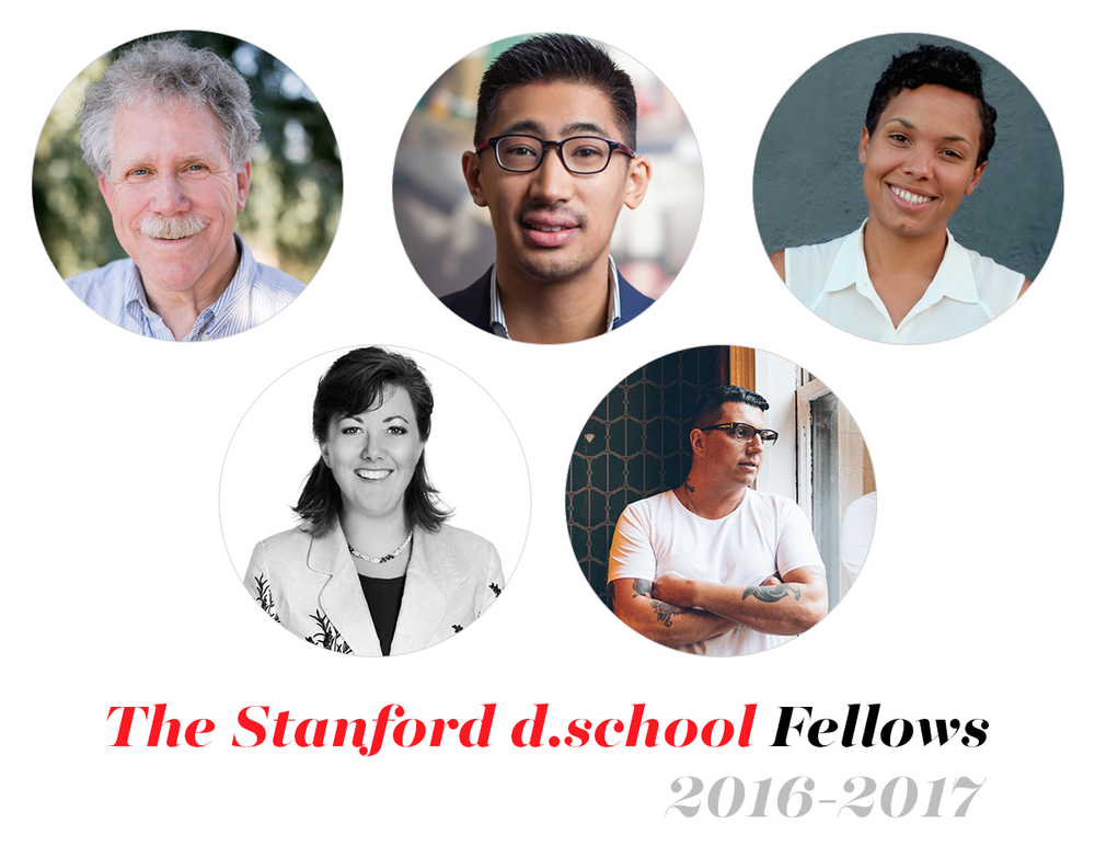 Stanford d.school Civic Innovation Fellows