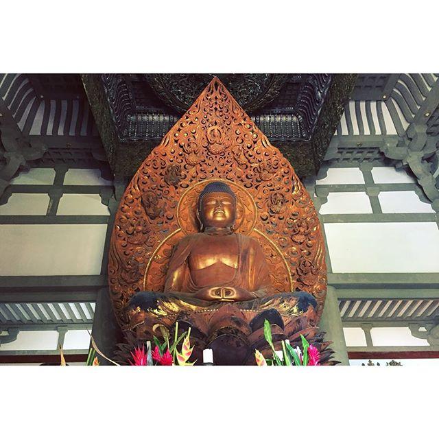 Amida Buddha.