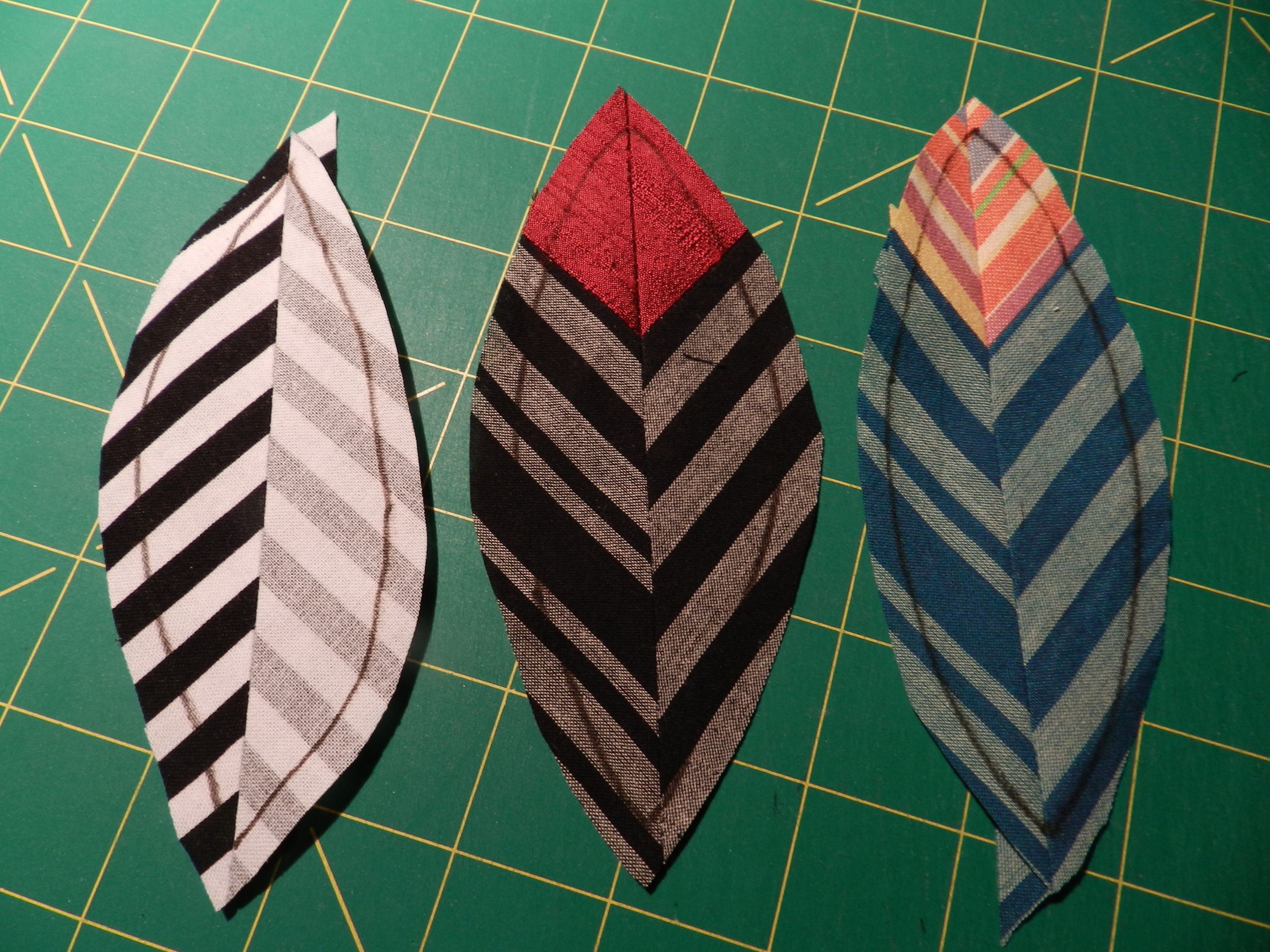 Patchwork Magic Feathers