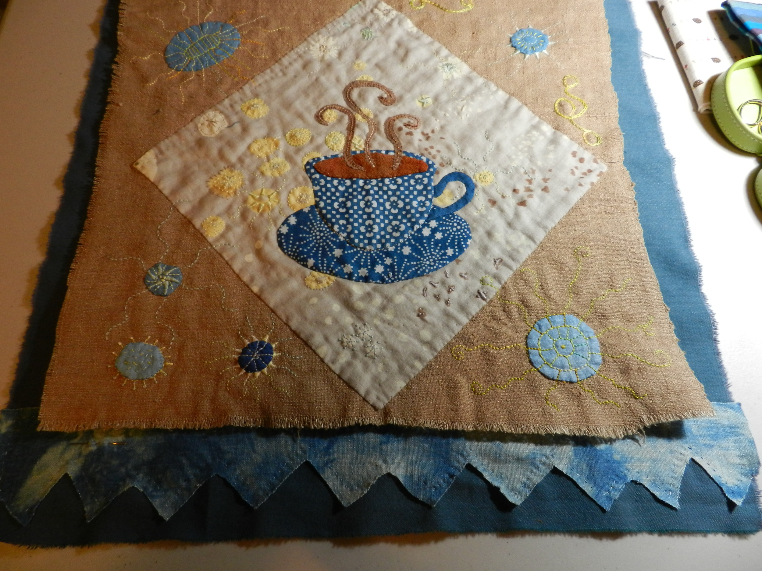 Tea progress (1)