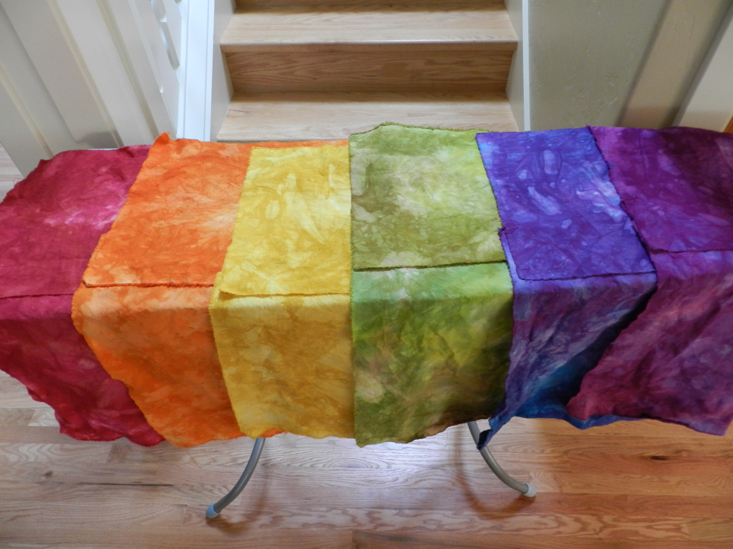 A rainbow in cotton and linen (6)