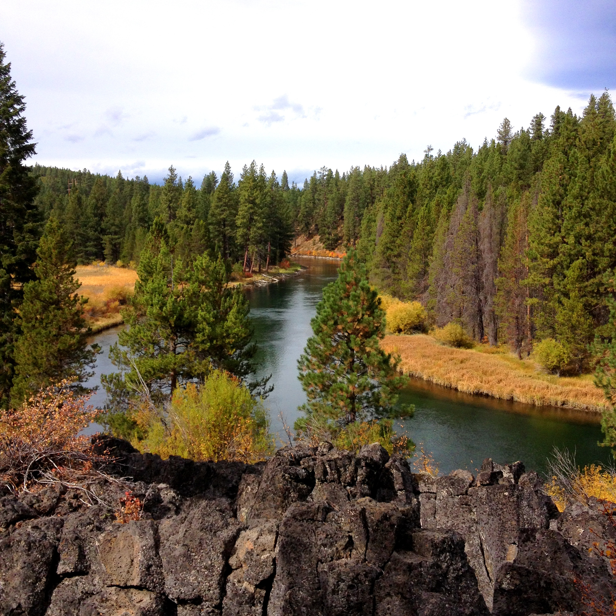 Benham Falls to Sunriver bike ride (2)