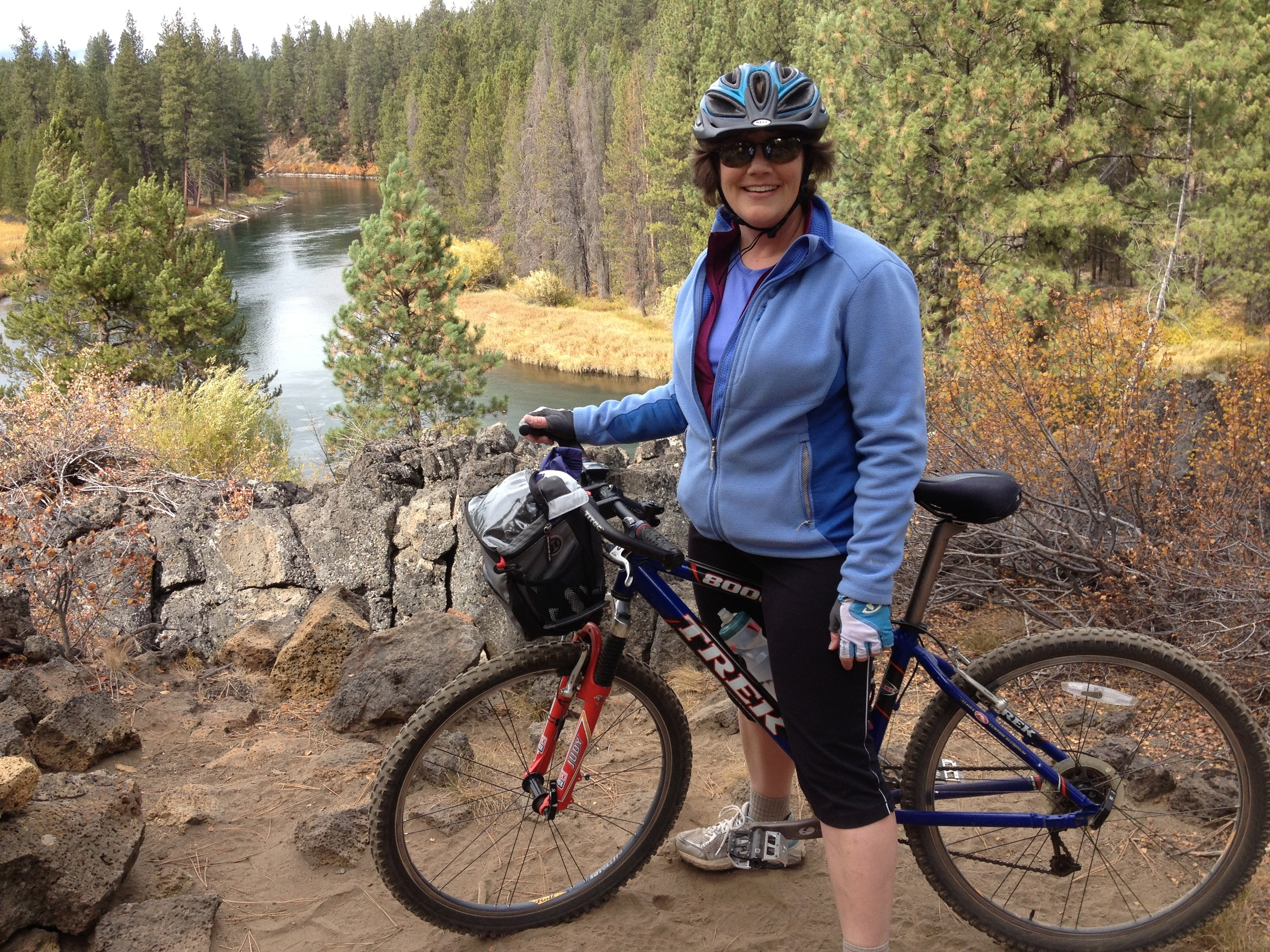 Benham Falls to Sunriver bike ride (3)