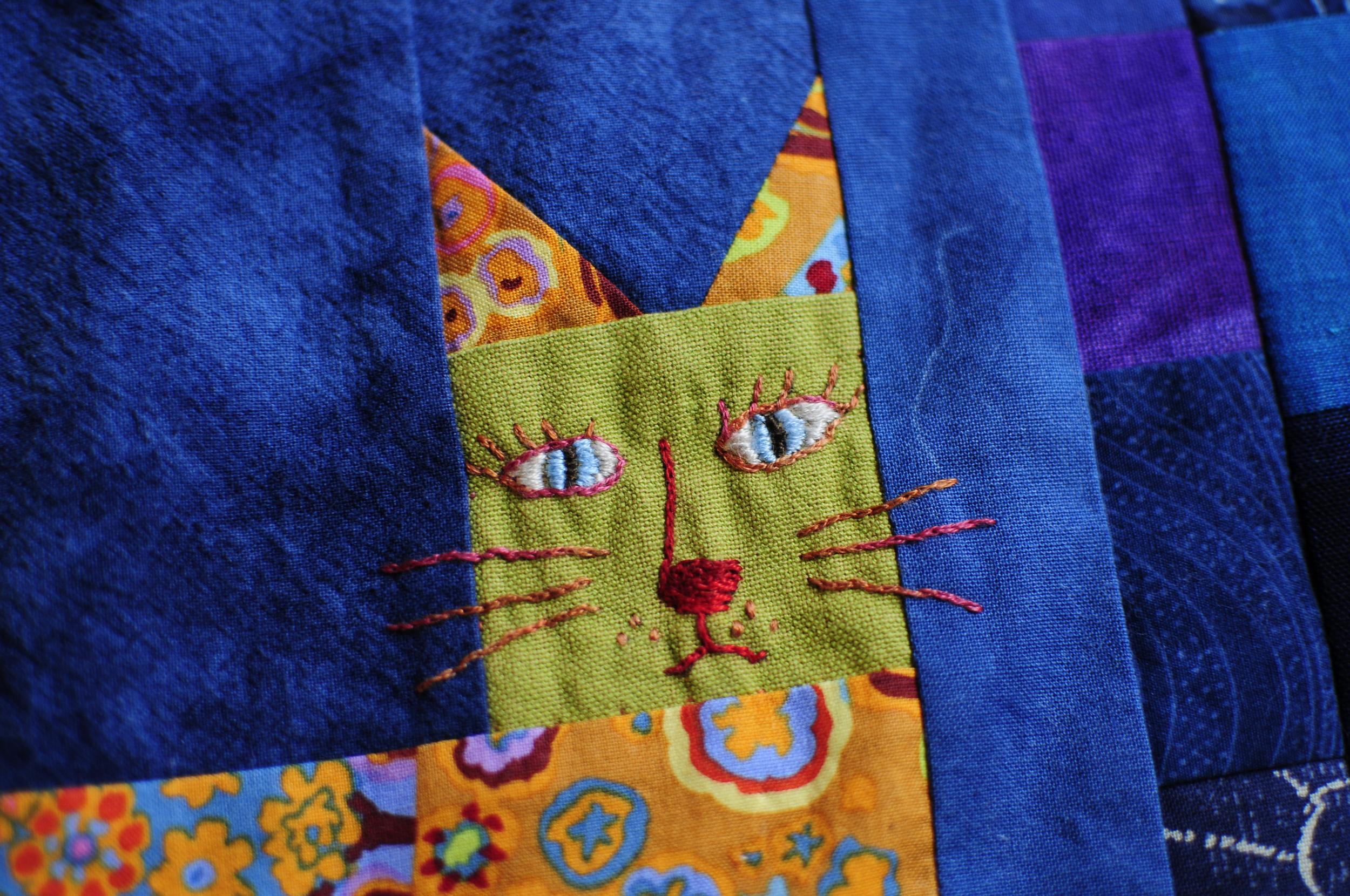 Cat Quilt (3)