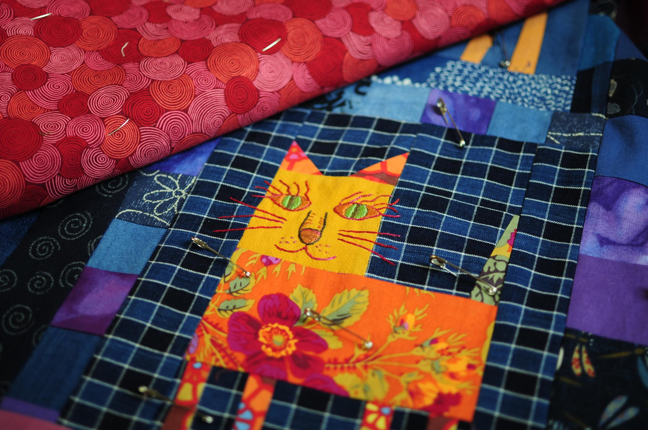 Cat Quilt (4)