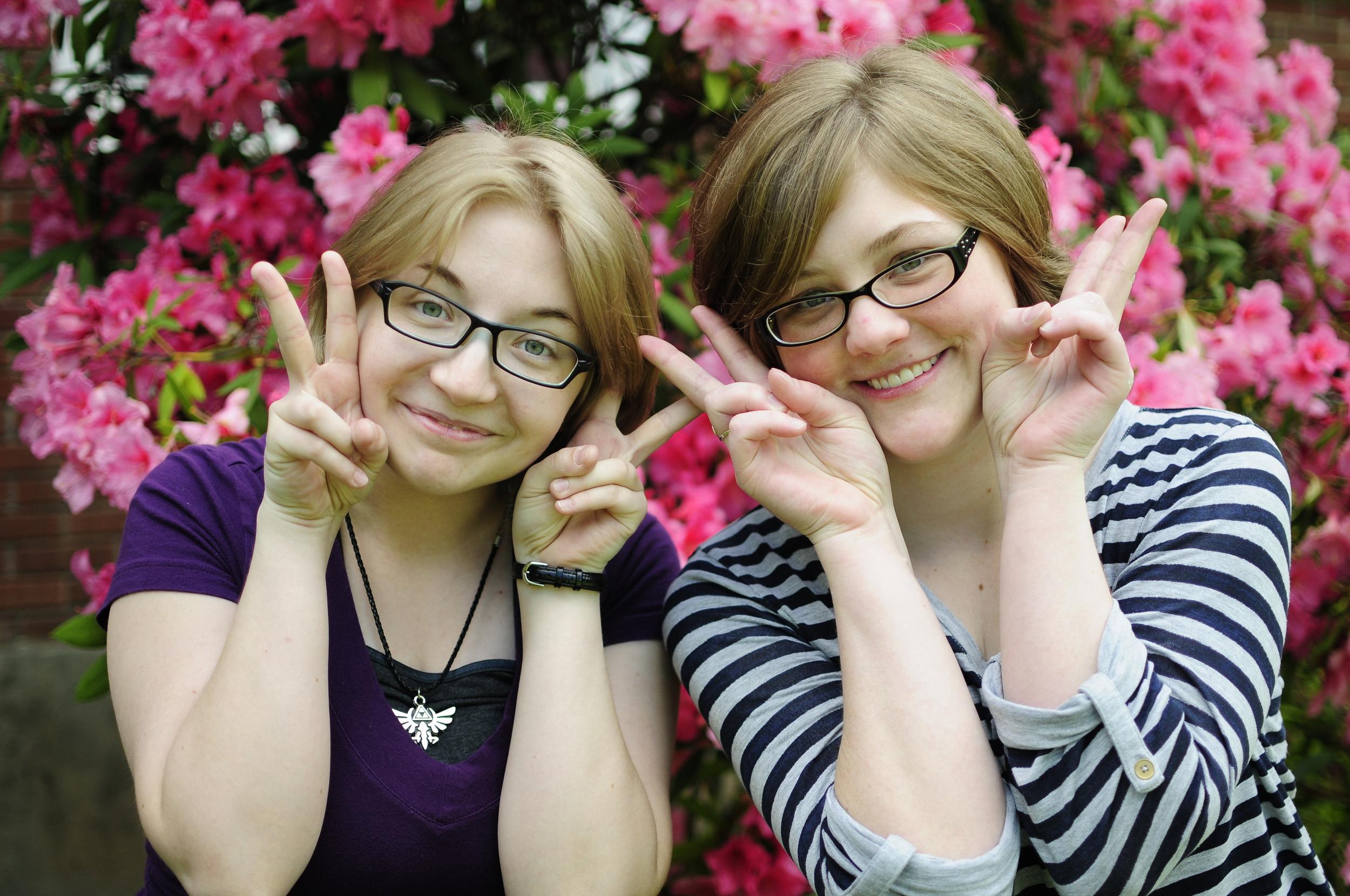 Chloe & Caitlyn May 2013 (19)