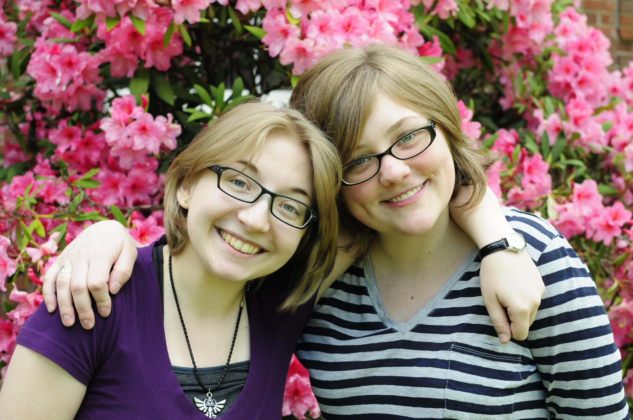 Chloe & Caitlyn May 2013 (20)