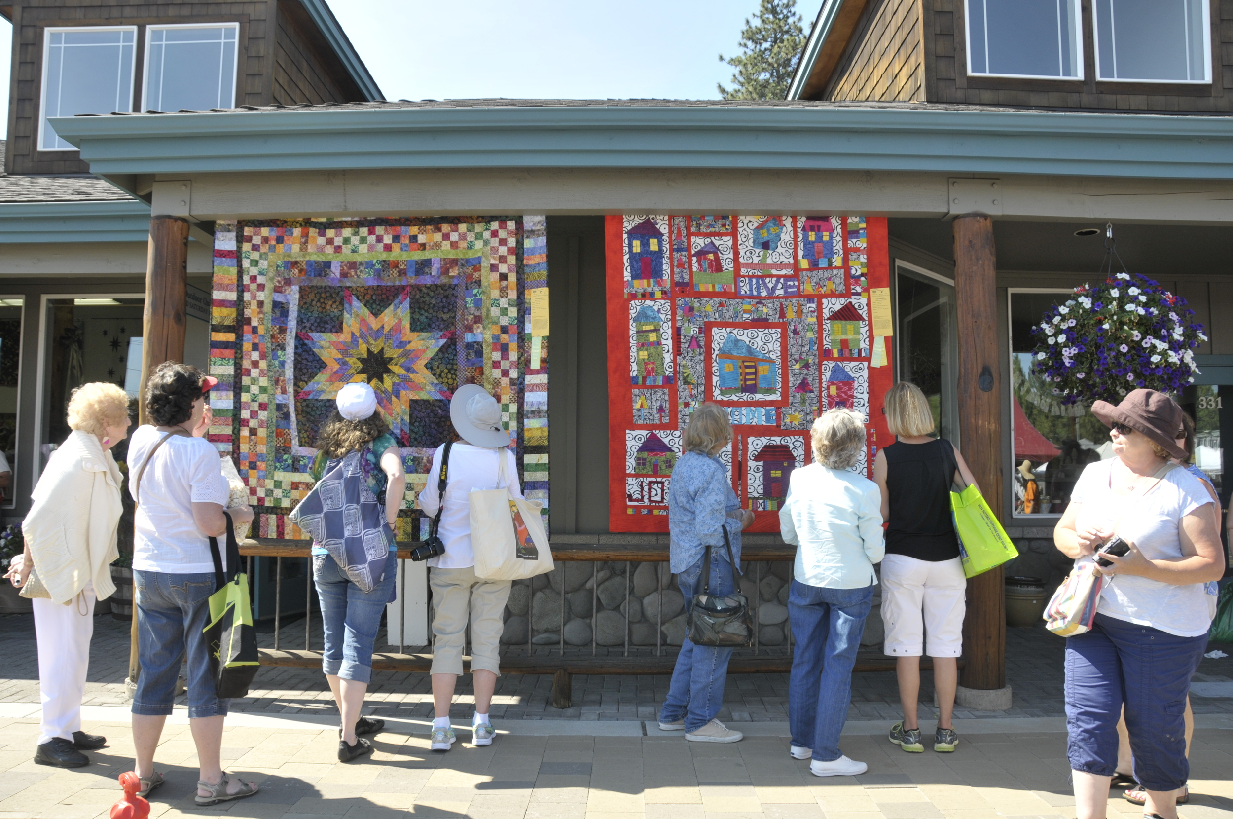 Sisters Show 2014 Calendar Quilts (3)