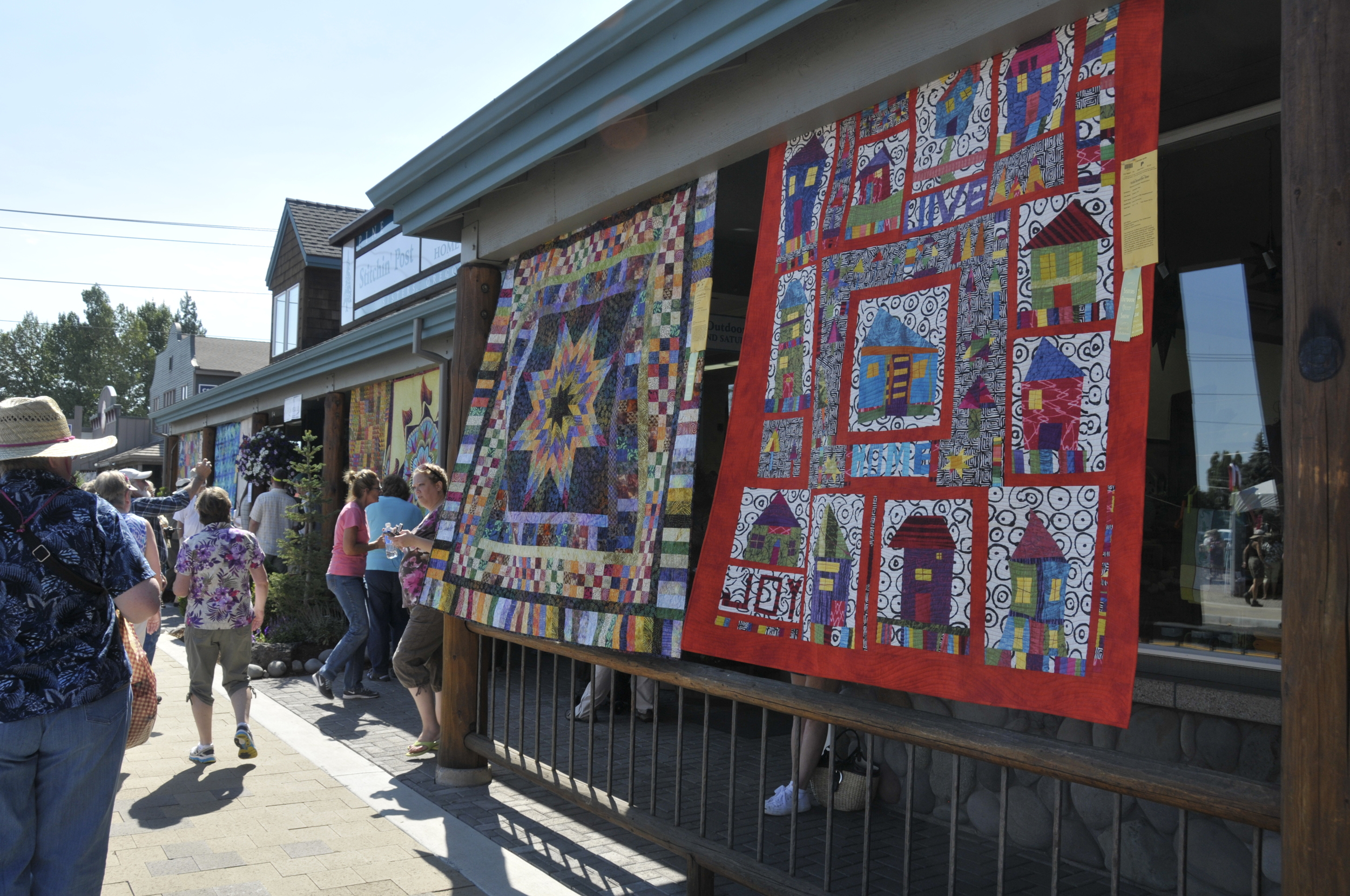 Sisters Show 2014 Calendar Quilts (5)