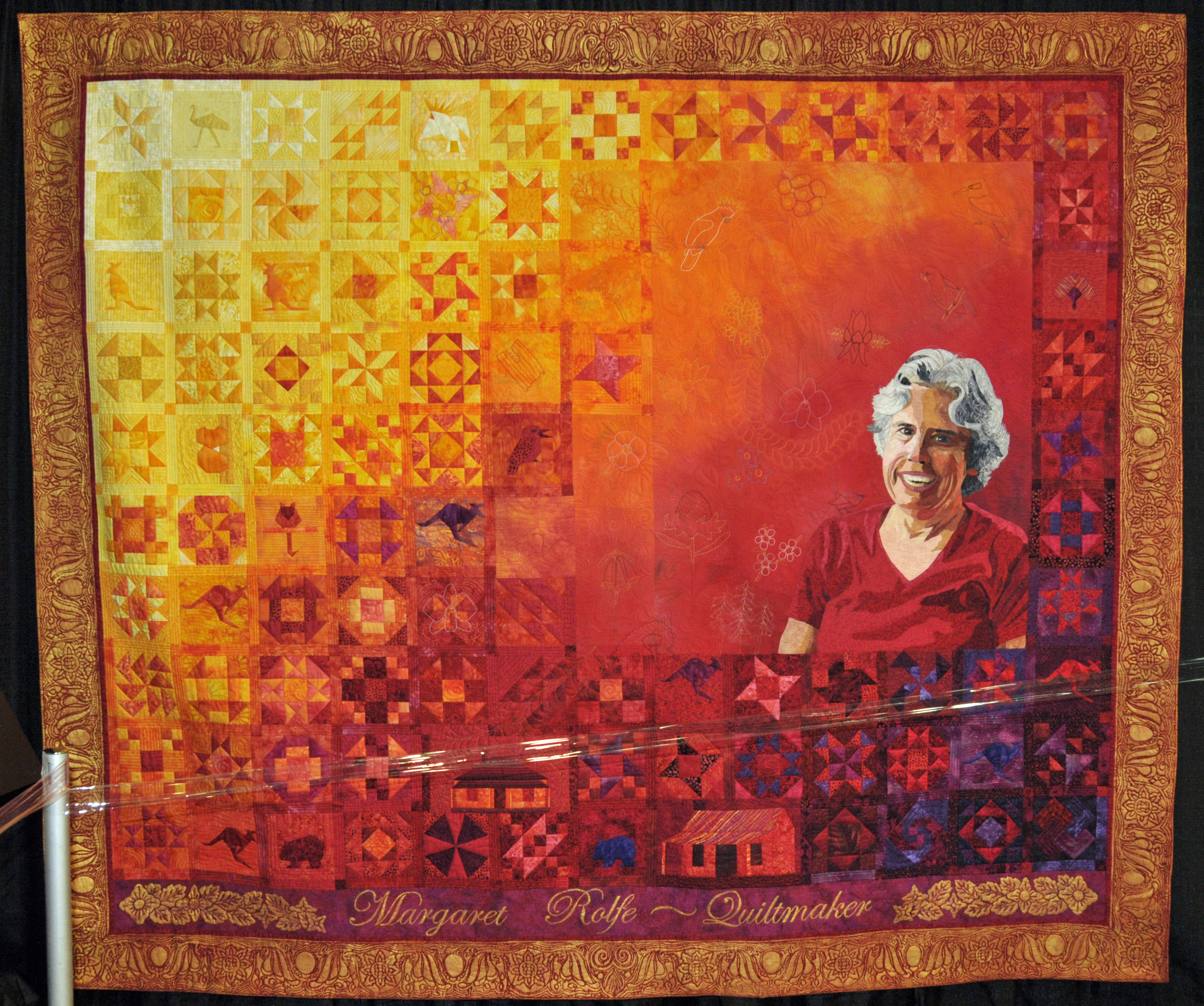 QKS 2014 The Quiltmaker by Jennifer Bowker (1)
