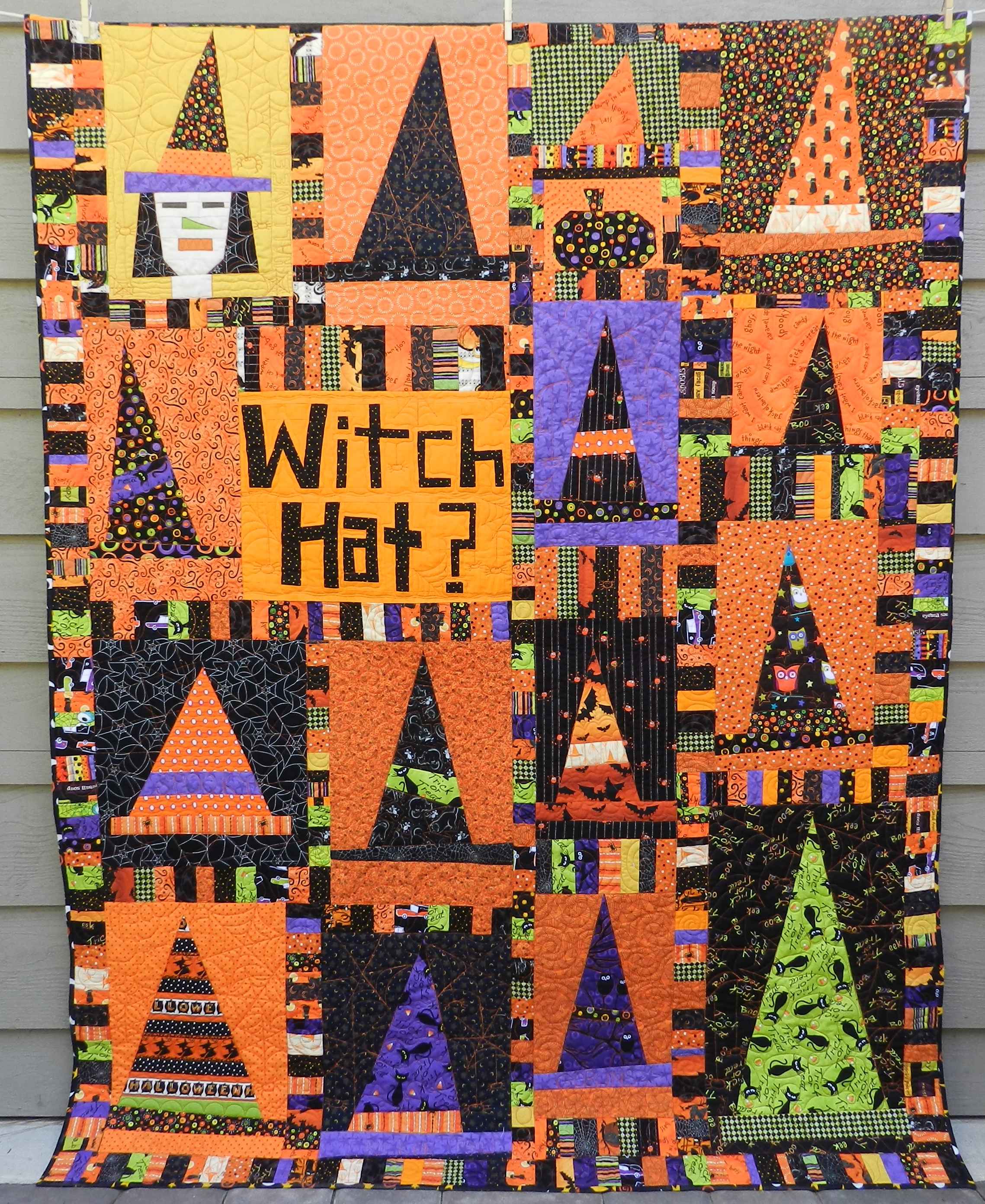 Witch Hat front