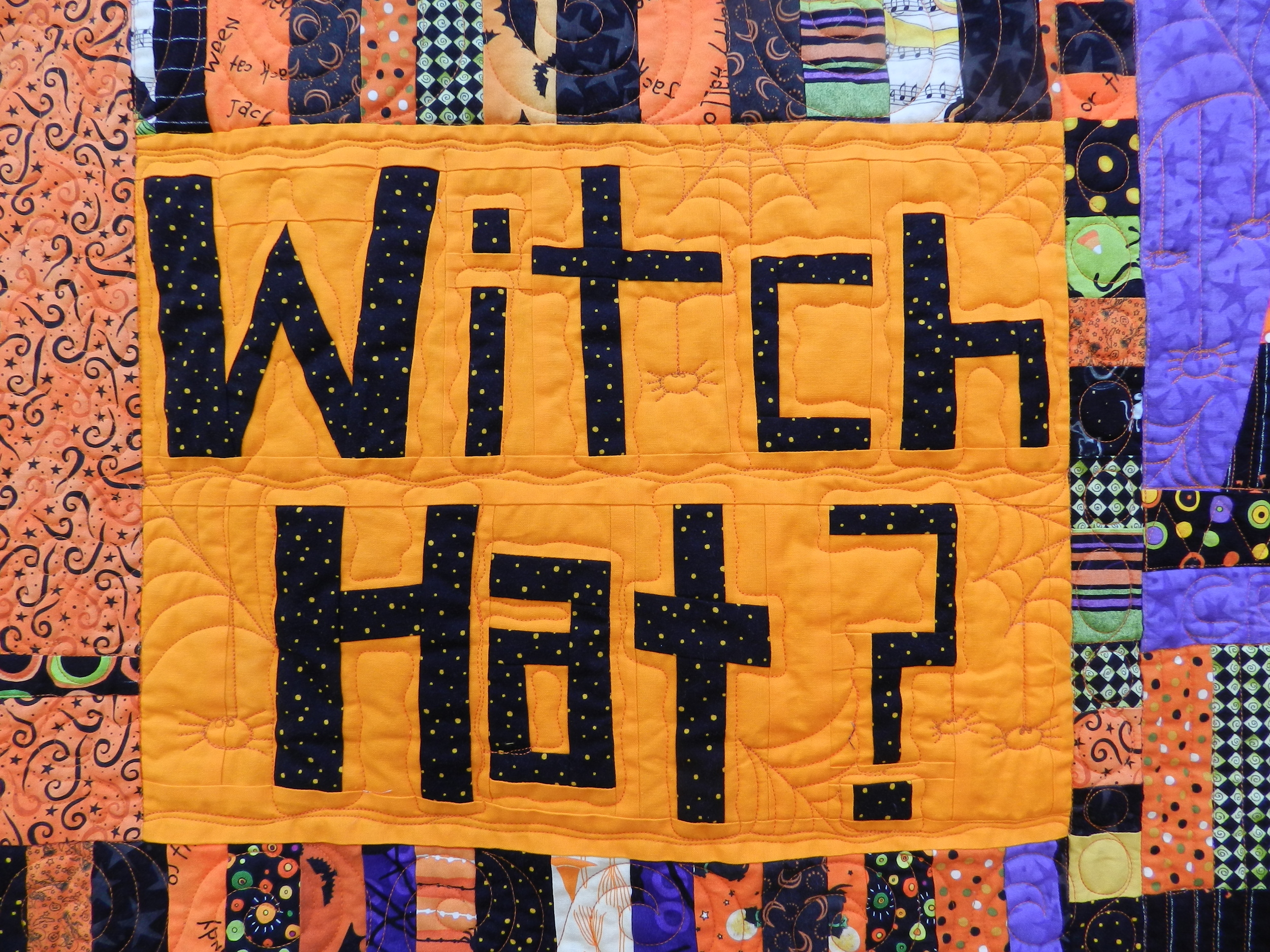 Witch Hat Detail (3)